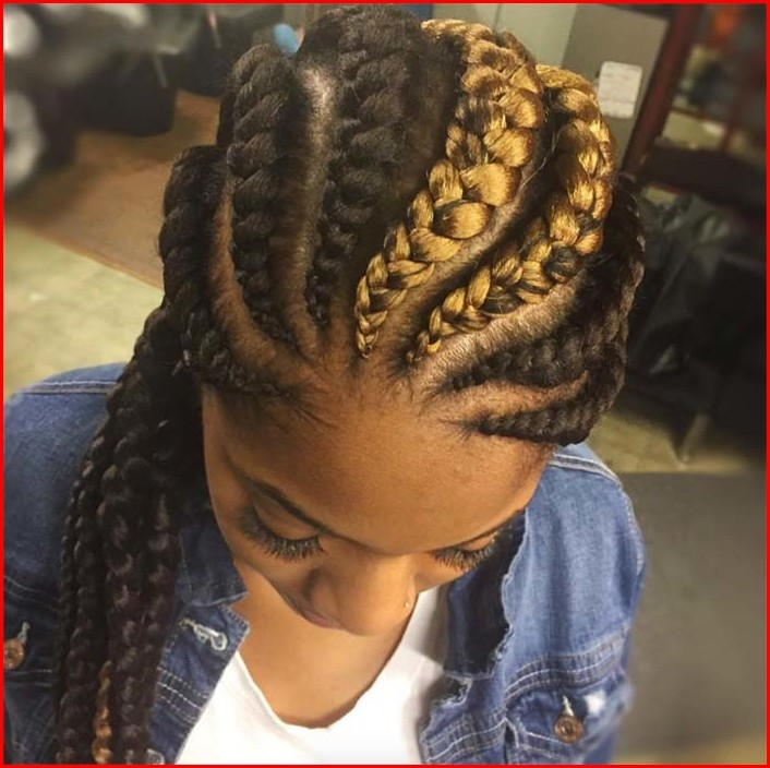 Goddess braids hairstyles natural hair - Hairstyles Braided