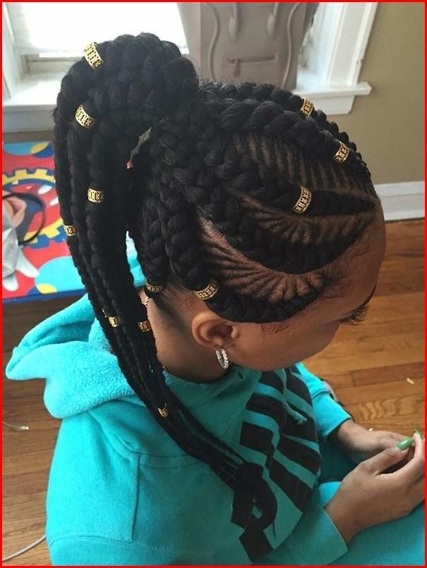 Hairstyles Braided Goddess braids hairstyles natural hair
