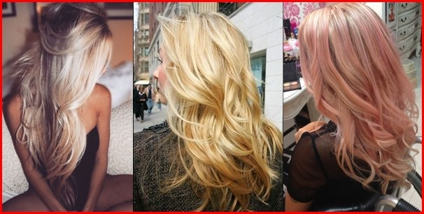 Hairstyles Braided Different Hair Colors Highlights