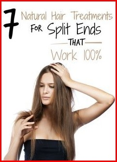 Hairstyles Braided Home remedies to prevent and treat split ends