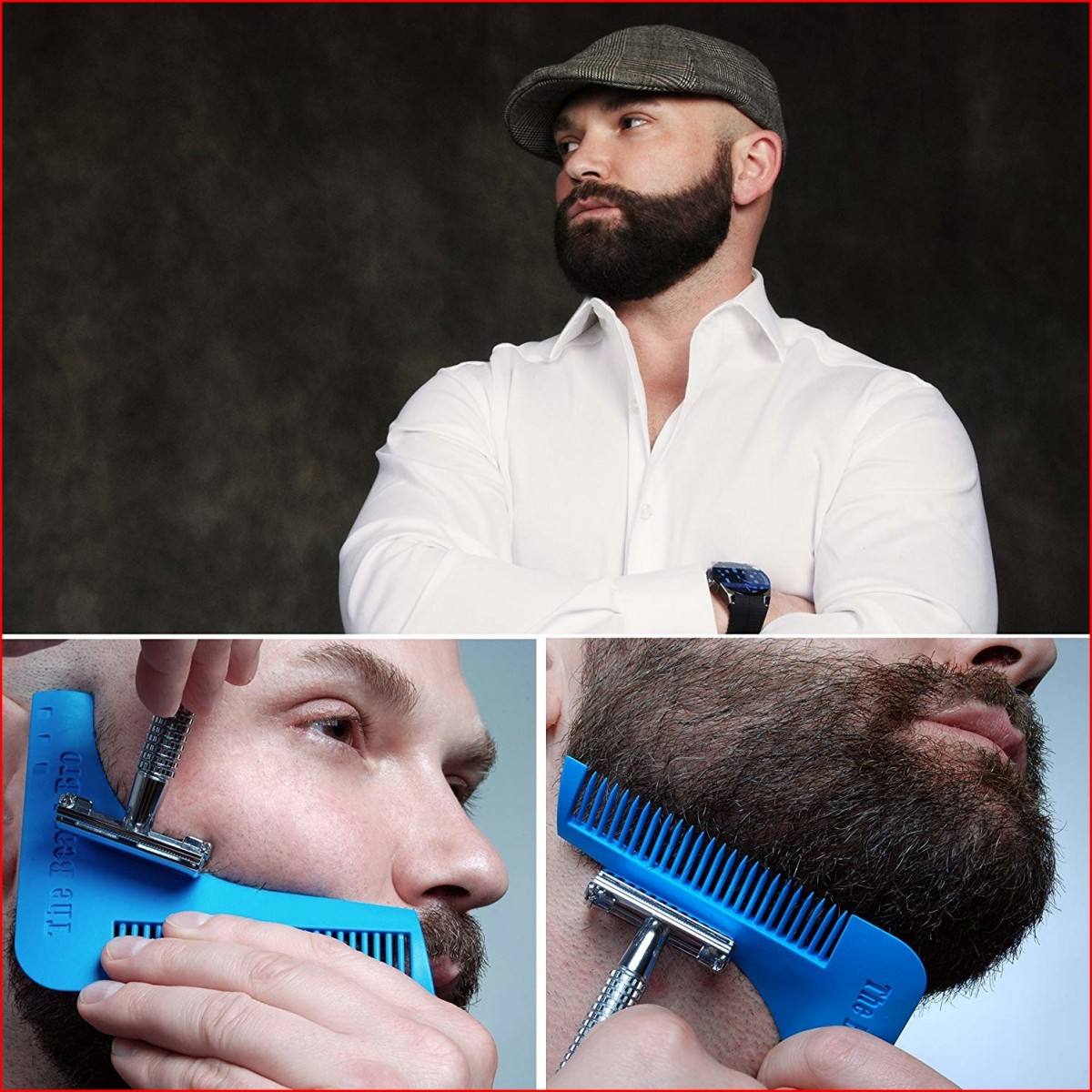 Hairstyles Braided Style Your Beard With Andis Professional