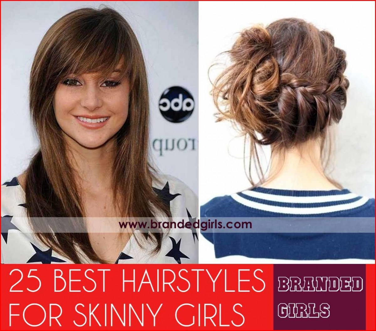 the most suitable haircuts and hairstyles for girls