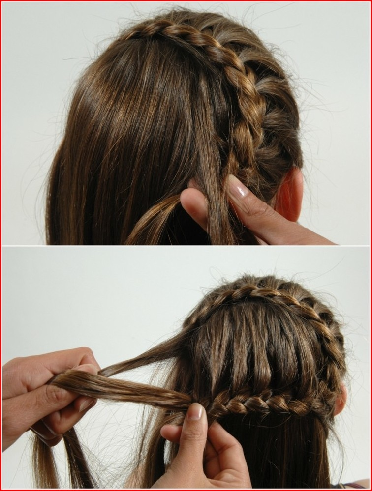Hairstyles Braided Flechtfrisuren: Anleitung zum Zöpfe flechten