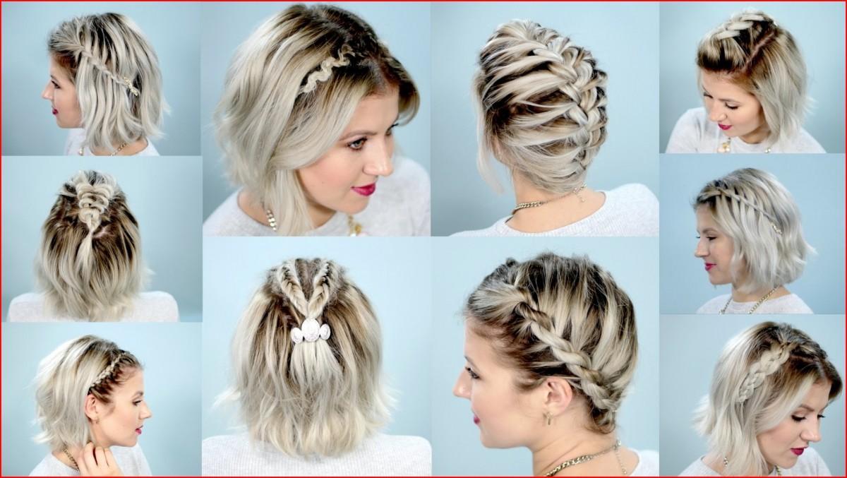 Hairstyles Braided FRENCH BRAID HAIRSTYLES TUTORIAL