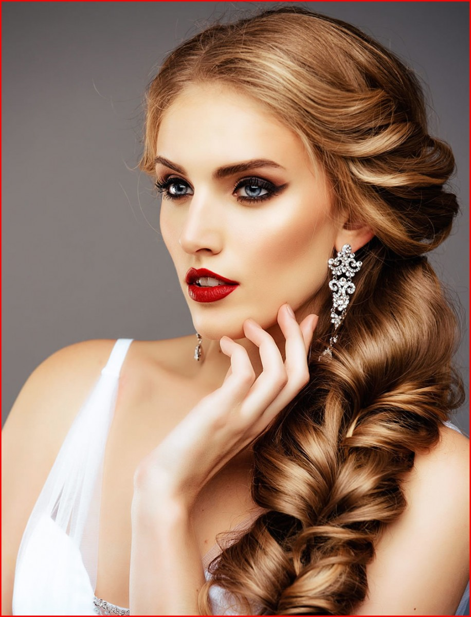 Hairstyles Braided MODERN WEDDING HAIRSTYLES 2018/2019