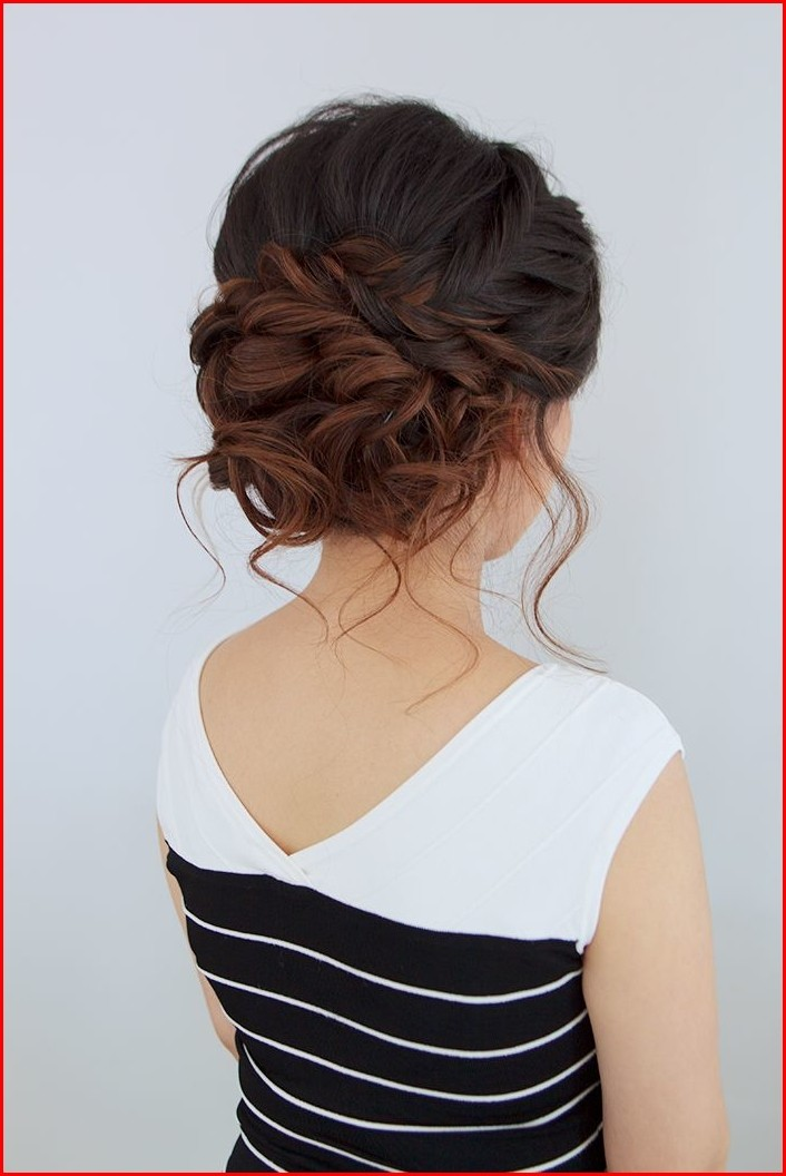 Hairstyles Braided Stylish Easy Updos for Long Hair 2018