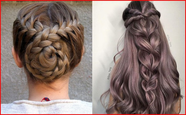Hairstyles Braided Braided Hairstyles for Girls with Long Hairs