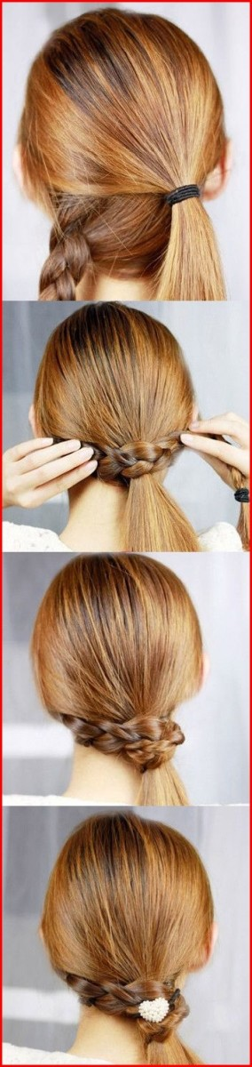 Hairstyles Braided Cute and Easy Hairstyles You Can Try in Simplest Method