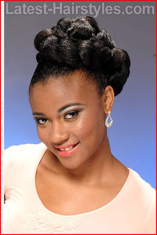 Hairstyles Braided Cute Braided Hairstyles for Black Girls for Unique and Eccentric Impression