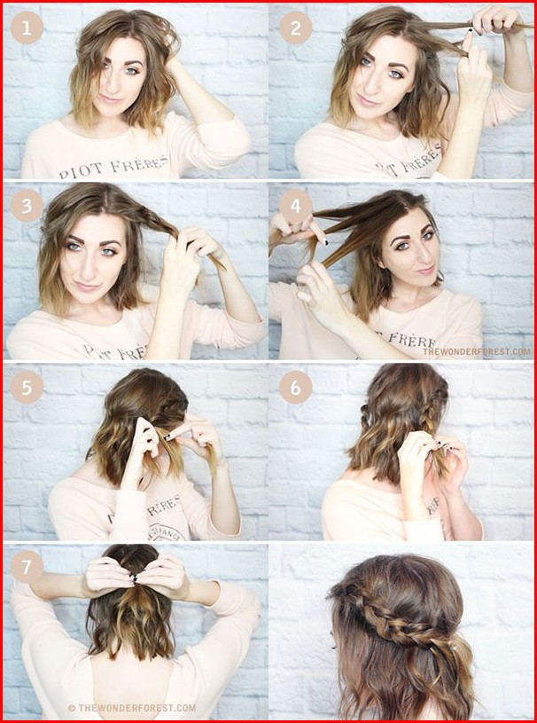 Cute Easy Hairstyles For Girls For Short And Long Hair