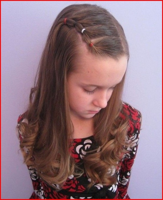 Hairstyles Braided Cute Hairstyles for Little Girls with Quick and Easy Method
