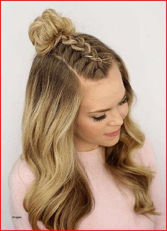 Cute Prom Hairstyle For Shoulder Length Hair