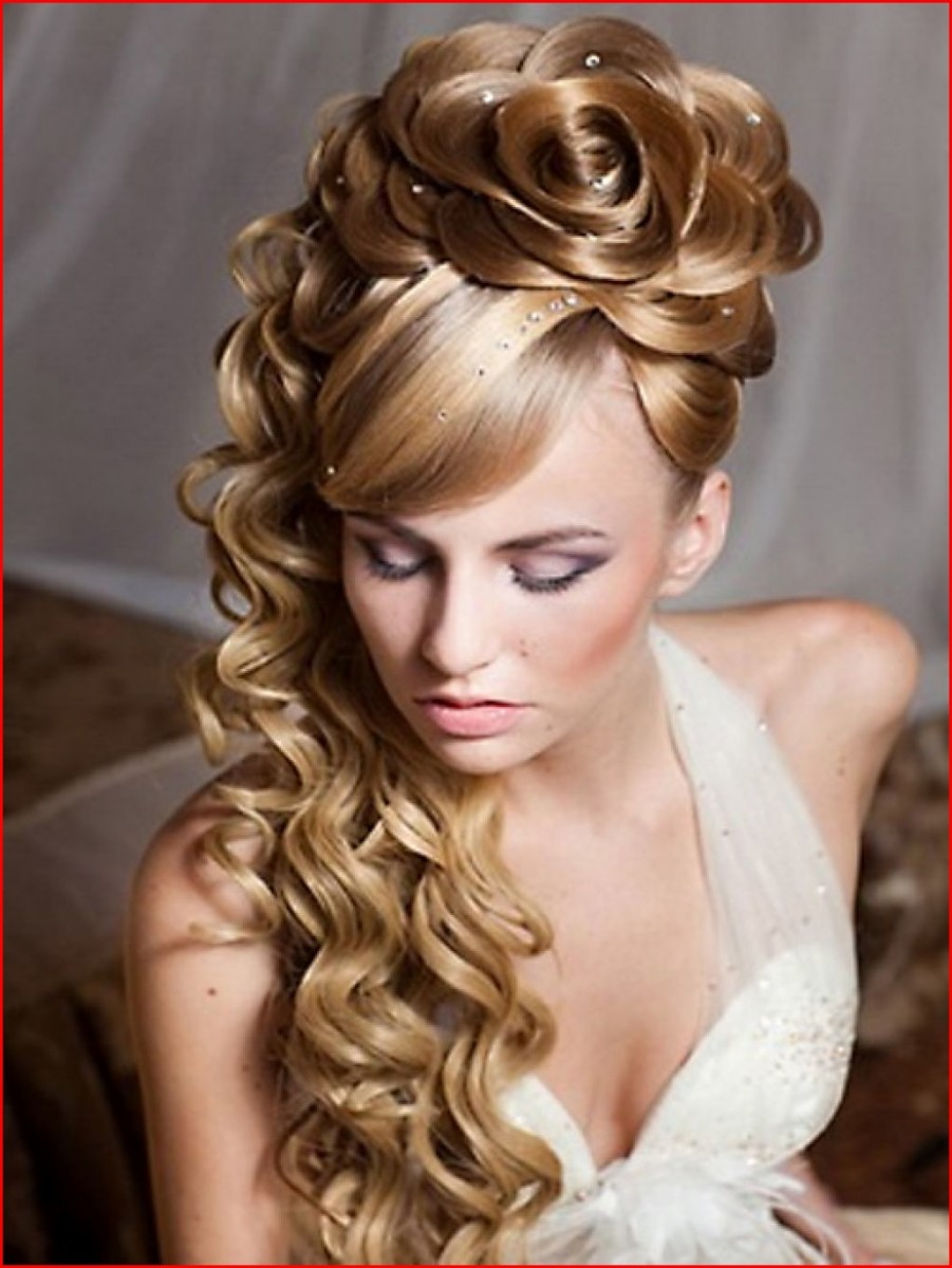 Hairstyles Braided Cute Prom Hairstyle for Shoulder Length Hair
