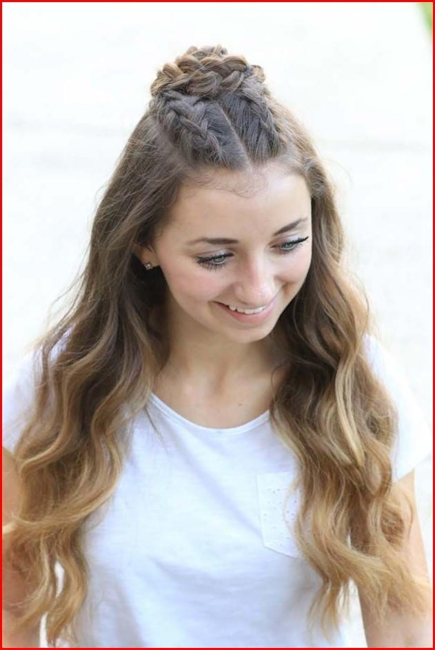 DIY Cool Hairstyles for Girls