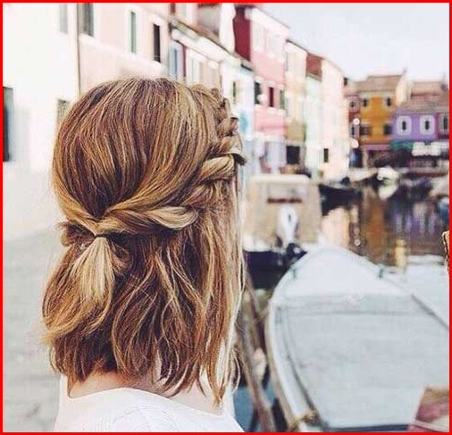 Easy Cute Hairstyles for Teens that Simple and Quick to Do