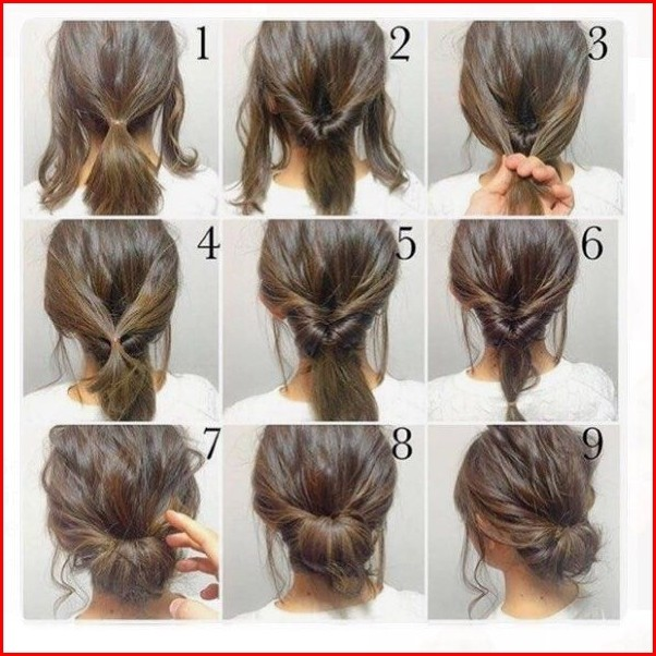 Hairstyles Braided Easy Cute Hairstyles with the Fabulous Appearance