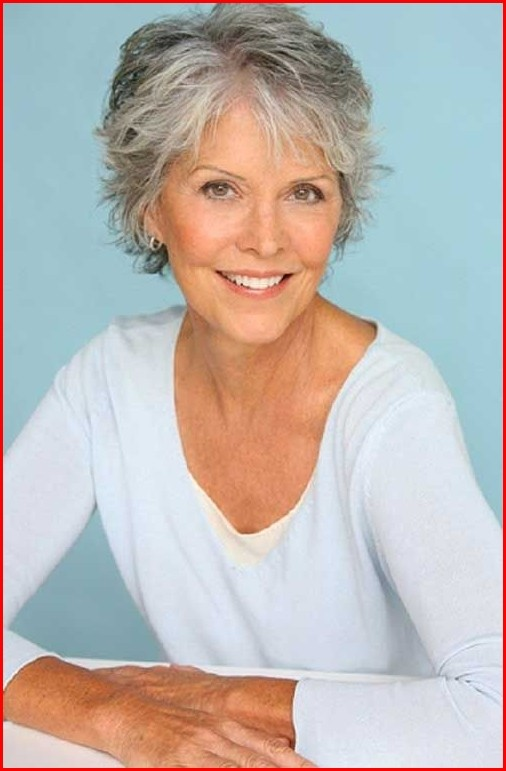 Hairstyles For Older Women With Fine Hair Tips On Remodeling It