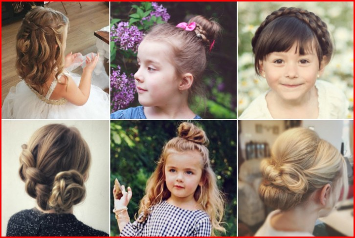 Hairstyles Braided Let's Make Your Kids Even Cuter with Simple Hairstyles for Little Girls
