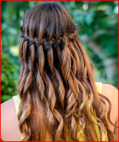 Braided Hairstyles for Girls with Long Hairs