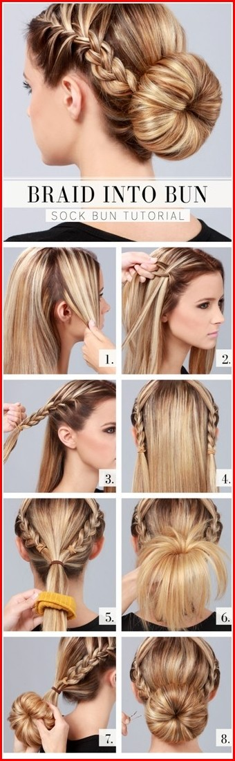 Hairstyles Braided Cute Hairstyles for Girls with Long Hair for Daily Style
