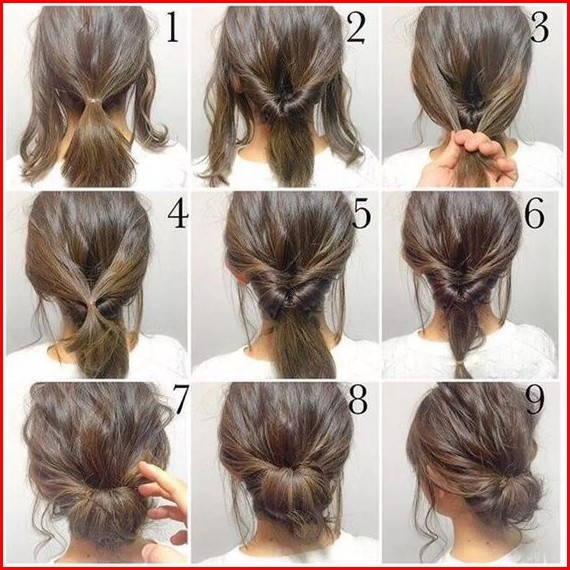 Easy Cute Hairstyles For Medium Hair To Get You Ready Only
