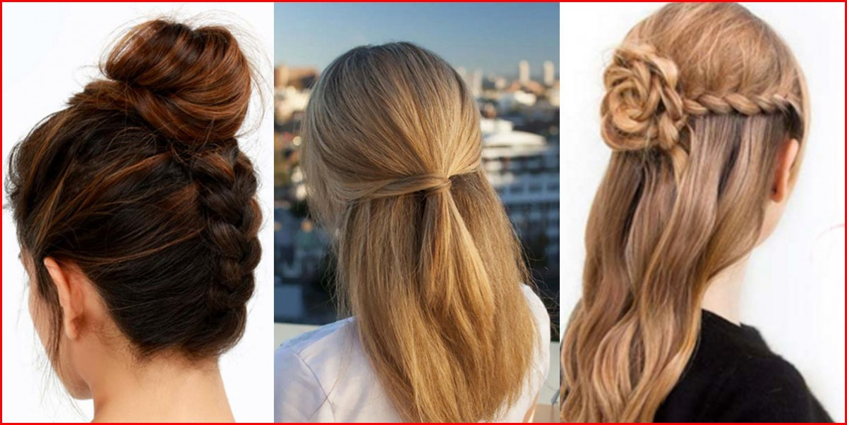 Hairstyles Braided How to Do Cute Hairstyles for Long Hair in Various Styles