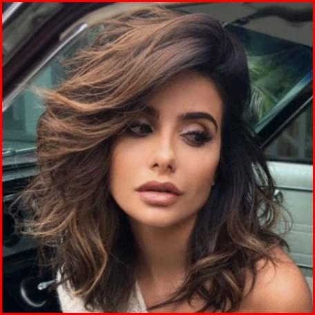 Medium Short Hairstyles for Teens with Representative Energetic Look