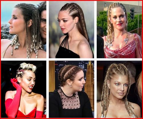 Hairstyles Braided Medium Short Hairstyles for Teens with Representative Energetic Look