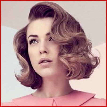 Hairstyles Braided Medium Short Wavy Hairstyles for Retro Style Lover