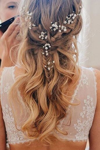 Hairstyles Braided Wedding Hair Styles 2019