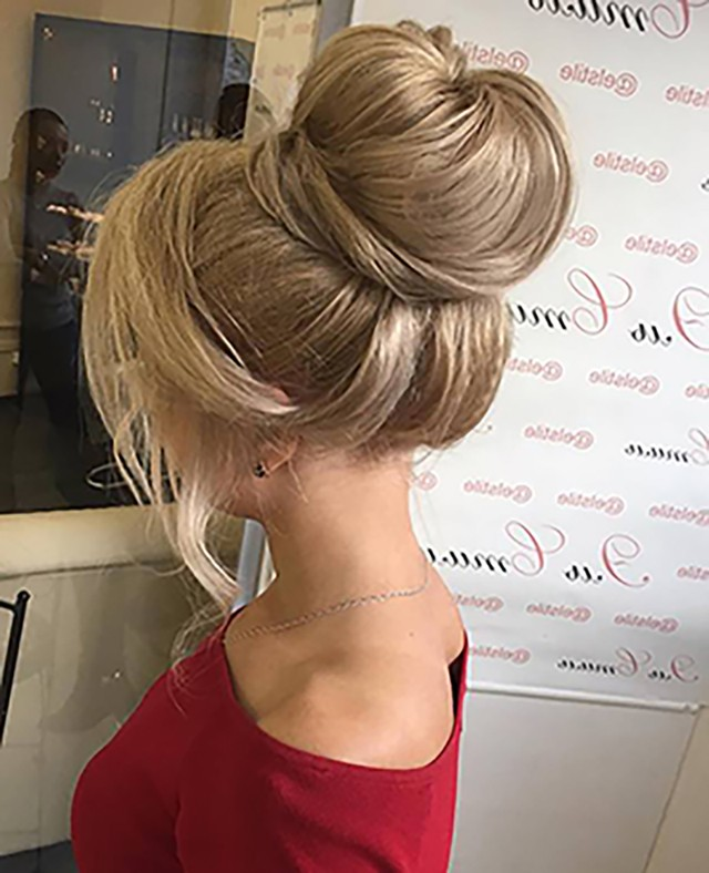Hairstyles Braided Chic Wedding Hair Updos for Elegant Brides 2019