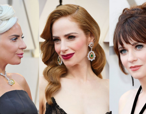 Red Carpet Hairstyles 2019