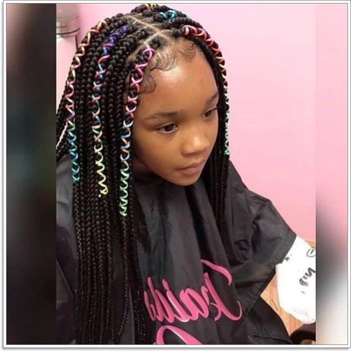 103 Adorable Braid Hairstyles for Kids - Braided Hairstyles
