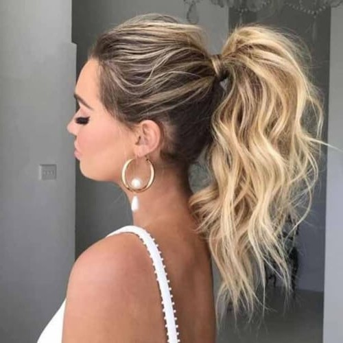 Hairstyles Braided Coolest Ways to Sport a Ponytail